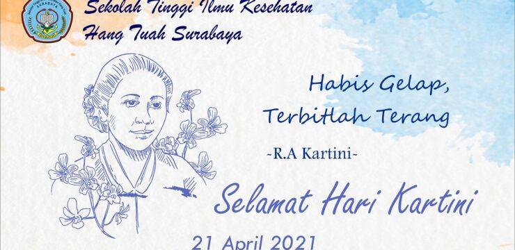 Selamat Hari Kartini 21 April 2021 , Peringatan Hari Kartini Stikes Hang Tuah Surabaya.
